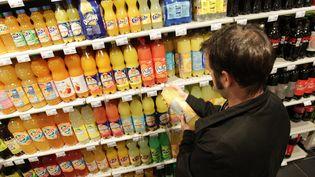 Cette taxe module la fiscalité sur les boissons en fonction du taux de sucre. (FRANÇOIS DESTOC / MAXPPP)
