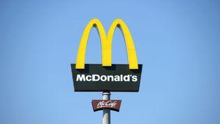 McDonald's arrive en tête du classement, avec 42 000 projets d'embauches (28 000 équivalents temps plein) en France en 2014. ( MAXPPP)