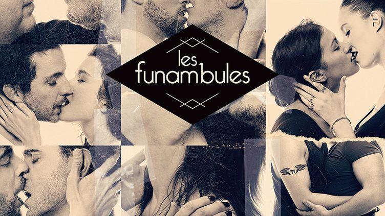 """Les chansons d'amour du collectif """"Les funambules""""  (DR)"""