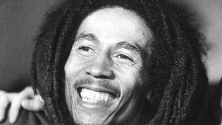 Bob Marley en 1976  (HO / AFP)