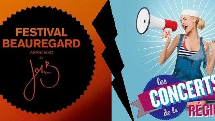 Festival Beauregard & Les Concerts de l'Armada  (France3/Culturebox)