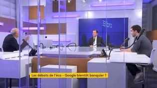 Les débats de l'éco du dimanche 17 novembre. (FRANCEINFO / RADIOFRANCE)