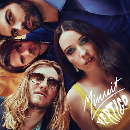 Vertigo, premier album de Minuit  (Because Music)