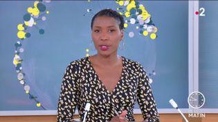 Johanna Ghiglia (France 2)