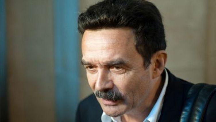 Le journaliste Edwy Plenel (28 septembre 2009) (AFP PHOTO / MARTIN BUREAU)