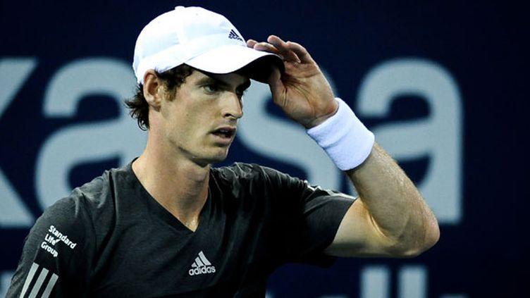 Le joueur écossais Andy Murray
