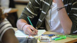 Examen du baccalauréat au lycée Victor Hugo le 18 juin 2012 (illustration). (FRANÇOIS DESTOC / MAXPPP)