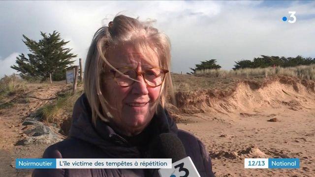 Noirmoutier : l'île victime des tempêtes à répétition