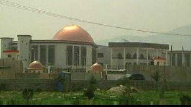 Le Parlement afghan à Kaboul attaqué à la roquette par les insurgés talibans