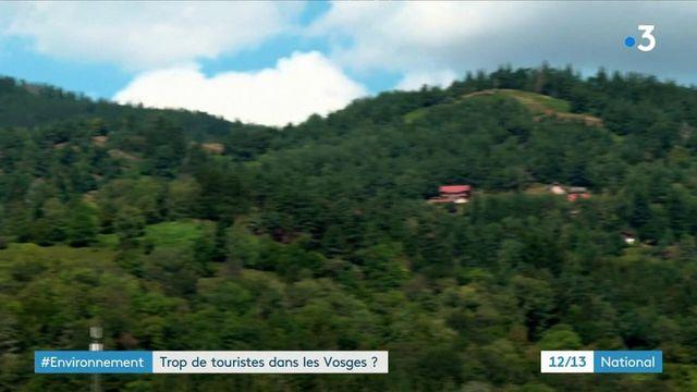 Environnement : des associations dénoncent le tourisme de masse dans les Vosges