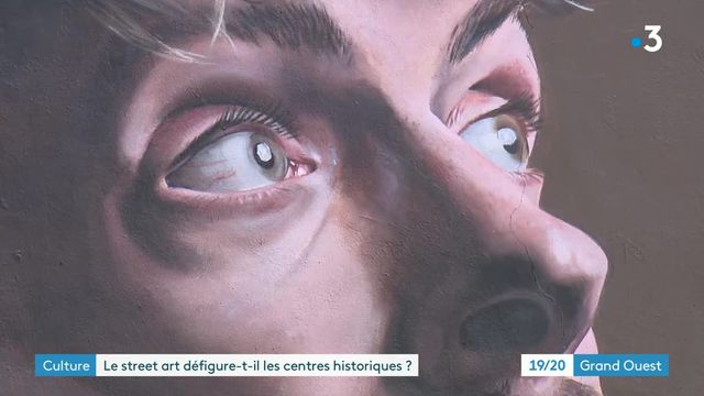 Débat Street art bâtiments de France