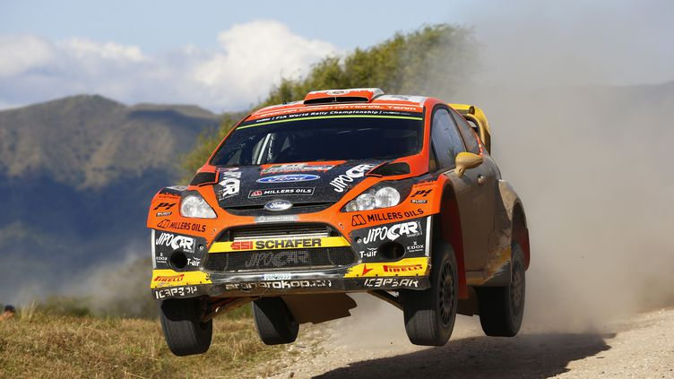 Martin Prokop et Jan Tomanek (CZE/Ford Fiesta RS) (FRANCOIS BAUDIN / AUSTRAL)