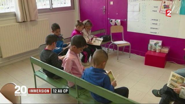 Éducation : moins d'élèves en CP pour un meilleur apprentissage
