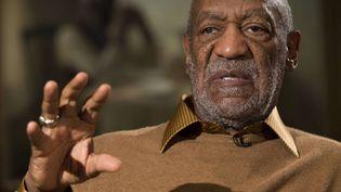 L'acteur américain Bill Cosby, à Washington le 6 novembre 2014, est accusé de viol par quinze femmes. (EVAN VUCCI / AP / SIPA)
