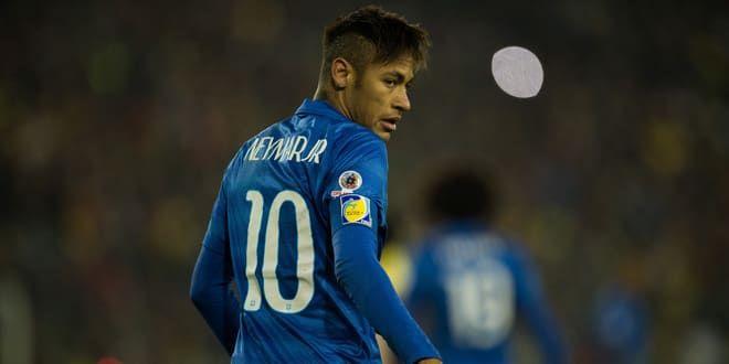 Neymar porte quasiment à lui seul le jeu offensif de la Seleçao