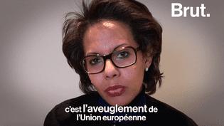 Audrey Pulvar sur l'éco-compatibilité d'Emmanuel Macron : «il est en cours de conversion».  (BRUT)