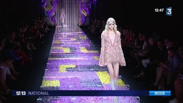 Mode : coup d'envoi de la Fashion Week à Paris