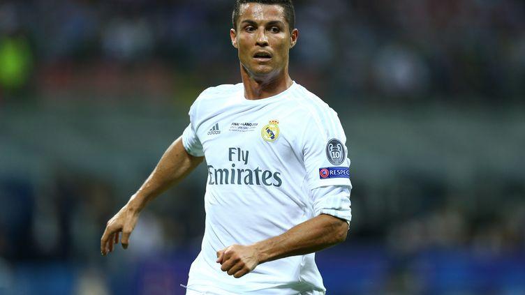 Le joueur du Real Madrid, Cristiano Ronaldo (MATTEO CIAMBELLI / NURPHOTO)