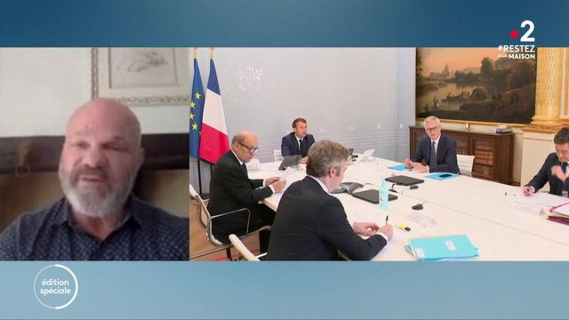 """Restauration : Emmanuel Macron """"a compris qu'il va falloir aider les entreprises"""", indique Philippe Etchebest"""
