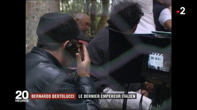 Bernardo Bertolucci : le dernier empereur italien