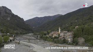 Les disparus de Roquebillière (ENVOYÉ SPÉCIAL  / FRANCE 2)