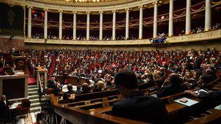 La séance de questions au gouvernement du mercredi 4 octobre 2018 à l'Assemblée nationale. (ERIC FEFERBERG / AFP)