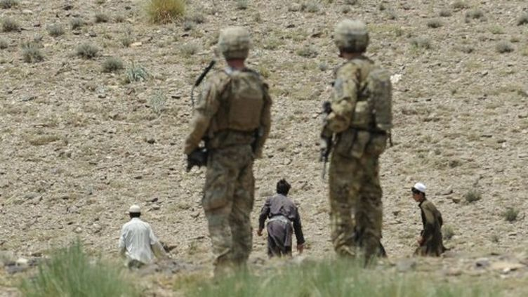 L'enlèvement des 28 démineurs afghans le 26 juillet dernier n'a pas été revendiqué. (AFP - Ted Aljibe)
