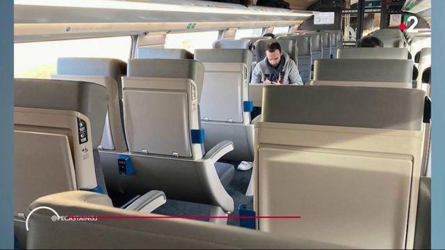 SNCF : pourquoi tant de places libres ?