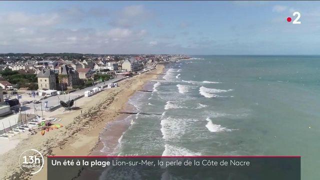 Calvados : la plage du Lion-sur-mer, un lieu unique, préservé et sauvage