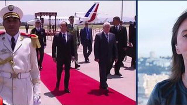 La sécurité au Sahel, au cœur des discussions entre Hollande et Bouteflika