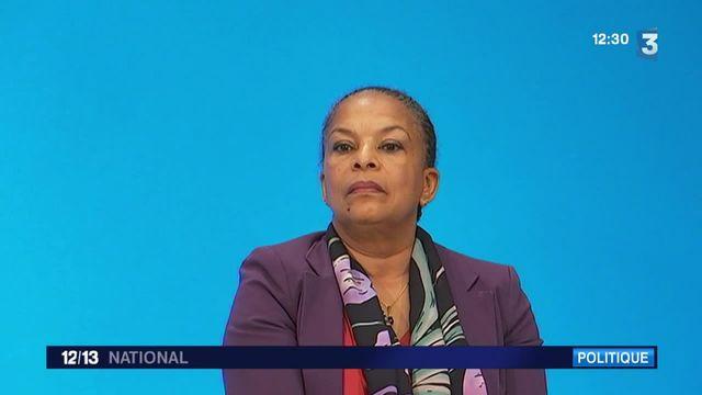 Christiane Taubira : son parcours mouvementé au sein du gouvernement