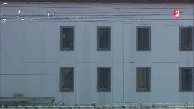 Prison : six heures de mutinerie à Vivonne