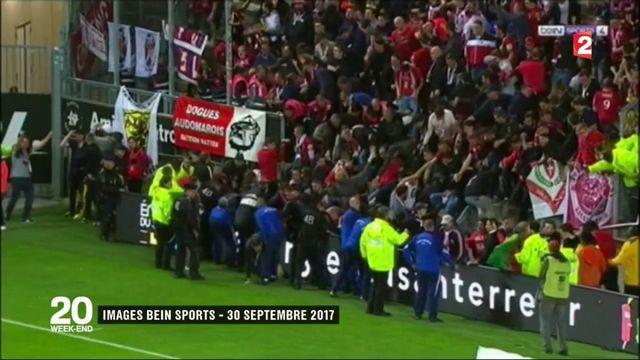 Stade d'Amiens : les barrières en cause