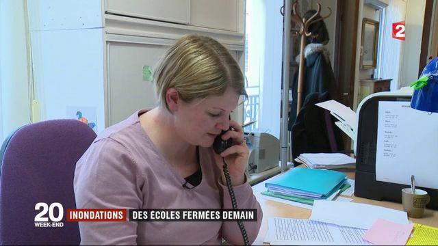 Inondations en Seine-et-Marne : des établissements scolaires fermés le lundi 29 janvier