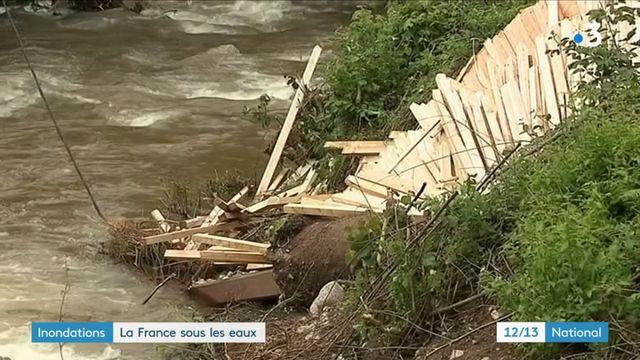 Intempéries : une nuit chaotique dans toute la France