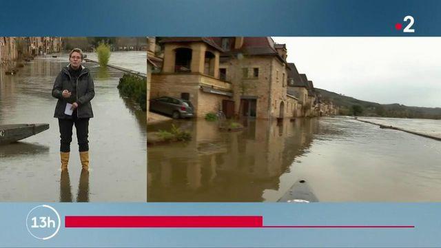 Inondations : plusieurs communes du Sud-Ouest ont toujours les pieds dans l'eau