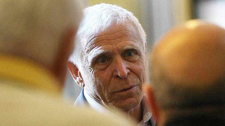 (Aucune peine n'a été requise par l'avocat général contre Christian Iacono accusé du viol de son petit-fils © MaxPPP)