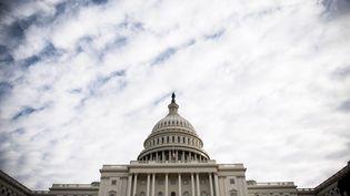 Le Capitole àWashington (Etats-Unis), le 17 décembre 2018. (SAUL LOEB / AFP)