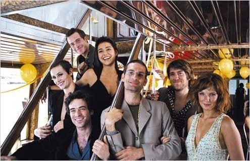 """Dans les """"Poupées russes"""", sorti en 2005, les protagonistes de """"L'Auberge espagnole"""" ont désormais 30 ans et se retrouvent pour un mariage àSaint-Pétersbourg (Russie). (STUDIO CANAL)"""