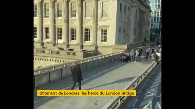 Attaque de Londres : la réaction héroïque des passants