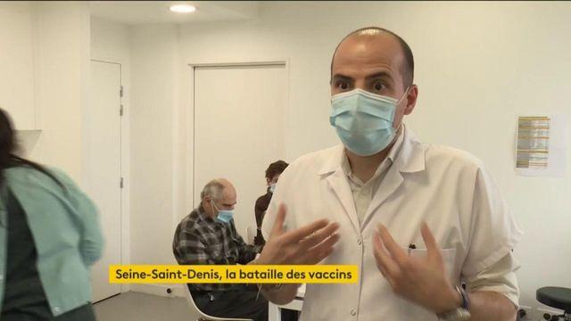 Seine-Saint-Denis : la préfecture somme de passer par les plateformes en ligne pour les vaccinations contre le Covid-19