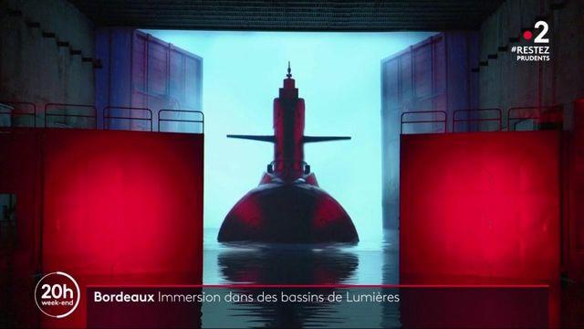 Bordeaux : immersion dans les Bassins de Lumières