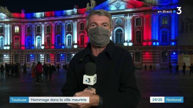 Toulouse : huit ans après les attentats de Merah, la ville rend hommage à Samuel Paty