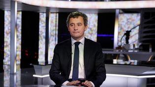 Le ministre de l'Intérieur, Gérald Darmanin, le 26 novembre 2020 à Paris. (THOMAS COEX / AFP)