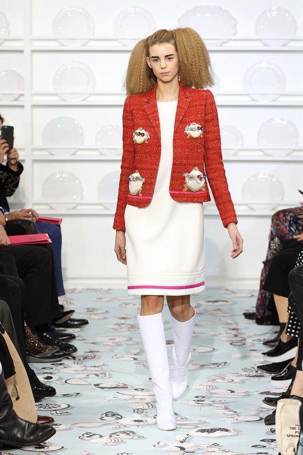 Le petit côté sportwear toujours présent dans les collections actuelles  (Hendrik Ballhausen/dpa/picture-alliance/MaxPPP)