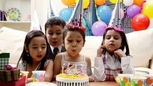 Un gâteau d'anniversaire tous les quatre ans, ça se déguste. (WANG LENG / GETTY IMAGES)