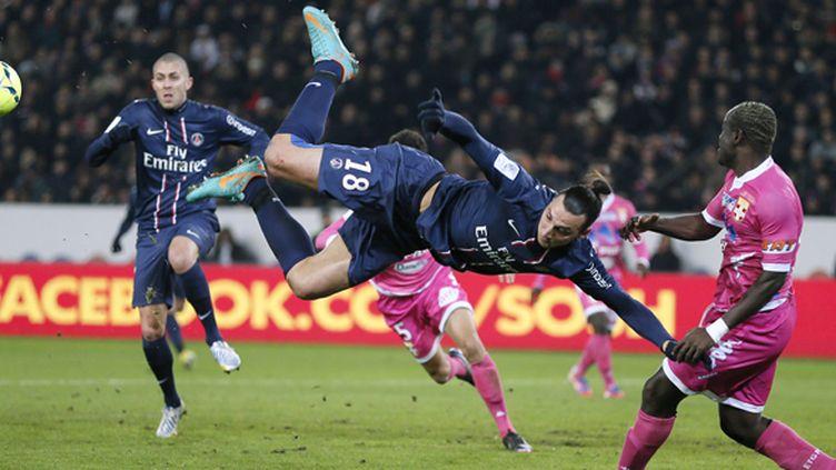 Evian TGFC - Paris SG (KENZO TRIBOUILLARD / AFP)