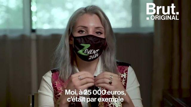 Leur communauté a été plus généreuse que jamais. En 55 heures, le Z Event 2020 a récolté plus de 5,7 millions d'euros pour Amnesty International. Brut y était.