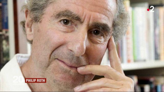 Philip Roth : la mort de l'un des plus grands romanciers contemporains