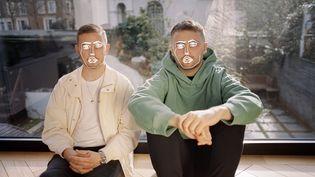 Les deux frères Guy et Howard Lawrence sont Disclosure. (HOLLIE FERNANDO)